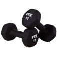 Troy Barbell Neoprene Aerobic Dumbbell with ERGO Handle